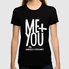 Me & You, baby T-shirt