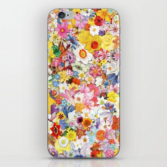 Flowers.2 iPhone & iPod Skin