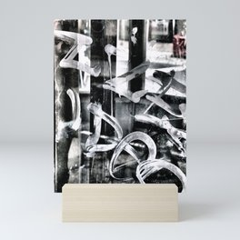 Gritty Philly Mini Art Print