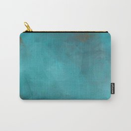 Turquoise Gems Carry-All Pouch