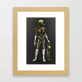 The Golden Age Framed Art Print