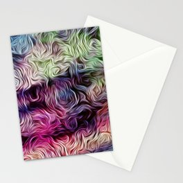 Fusion Of Pastel Stationery Cards