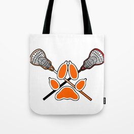 Palmetto State Foxes Exy Crest Tote Bag