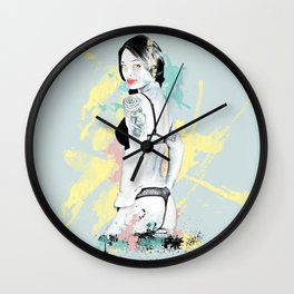 Martha Wall Clock