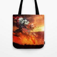Mecha series // Akuma Tote Bag
