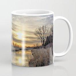 Along The River Bank 3 Coffee Mug