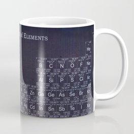 Periodic Table Coffee Mug