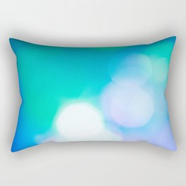 Bokeh II Rectangular Pillow
