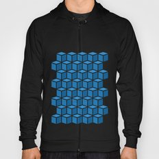 Blue Boxes Hoody