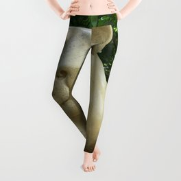 Nittany Lion Shrine Large Print Leggings