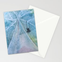 The Swinging Tree Stationery Cards