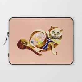Here Litte Kitty Laptop Sleeve