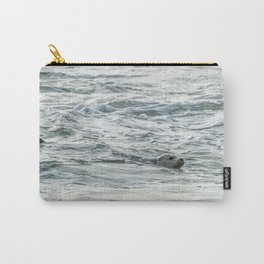Harbor Seal, No. 2 Carry-All Pouch