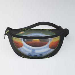 I've Been To Mars Fanny Pack