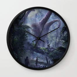 Let's take a photo Wall Clock