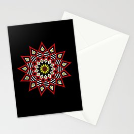 Stars Up to the Sky | Mandhala | Mother Star Stationery Cards