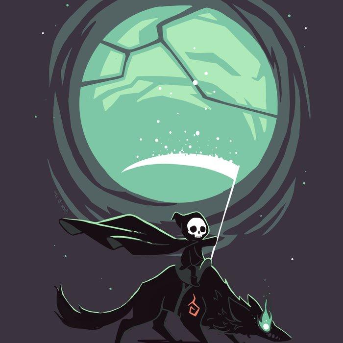 Little Reaper Leggings