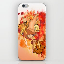 THE CREATION iPhone Skin