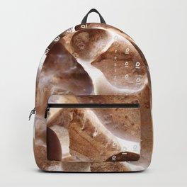 light between rocks gg Backpack
