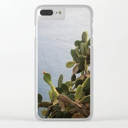 Ouch Clear iPhone Case
