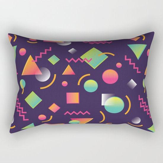 The 90's Rectangular Pillow