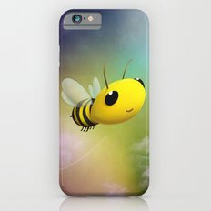Bee Flying On Colour Sky Slim Case iPhone 6s