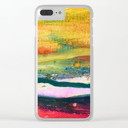 River of Dreams Clear iPhone Case