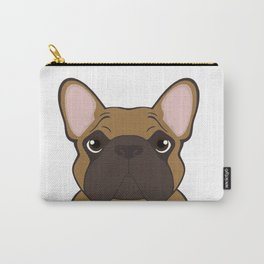 Frenchie - Fawn Carry-All Pouch