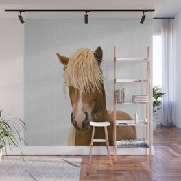 Horse - Colorful Wall Mural