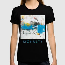 Crow Abstract Art T-shirt