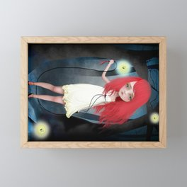 Firefly Framed Mini Art Print