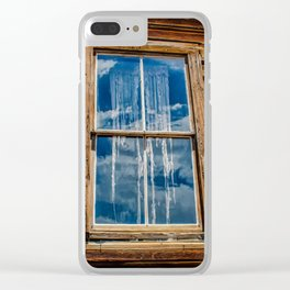 Bodie Ghostly Window Clear iPhone Case