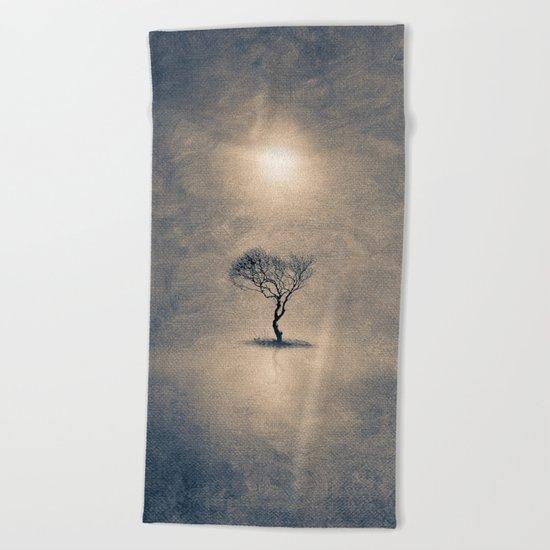 shining Beach Towel