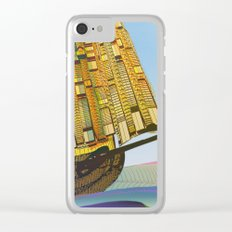 Sailing to the Summer Clear iPhone Case