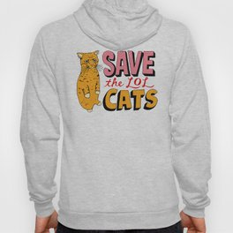 Save the LOL Cats Hoody