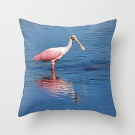If You're Sexy Then Flaunt It Throw Pillow