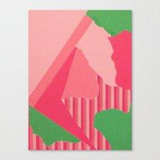 Peeenk Canvas Print