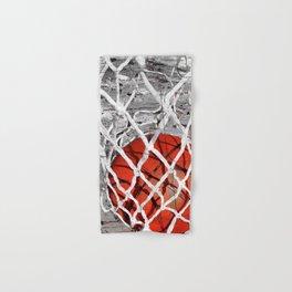 Basketball Art Hand & Bath Towel