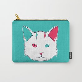 Zachary the Cat Carry-All Pouch