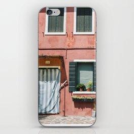 Burano, VI iPhone Skin