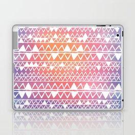 Sunset tribal Laptop & iPad Skin
