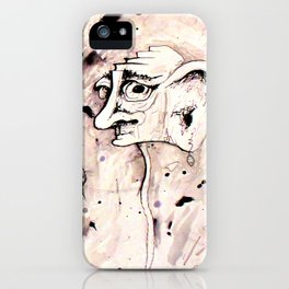 Chaos Shows Details iPhone Case