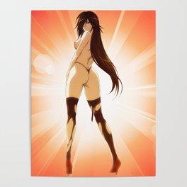 Queen's Blade - Nyx Poster
