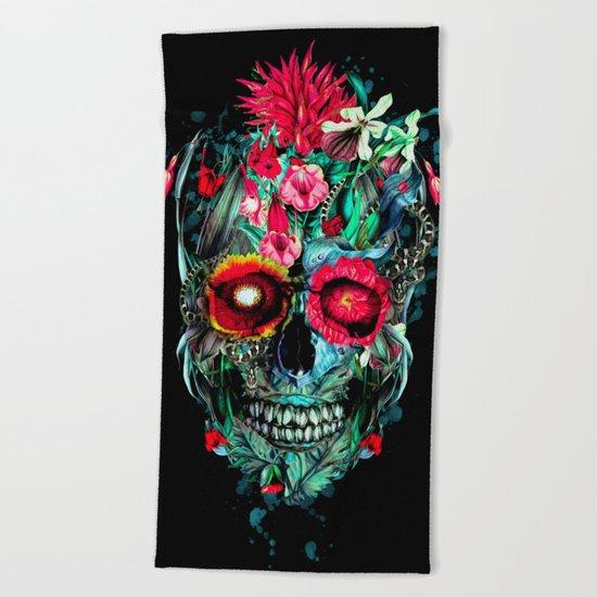 Sweet Toxic Beach Towel