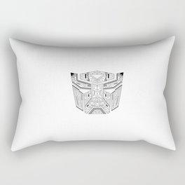 Tech auto Rectangular Pillow