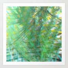 Fragment 19: Sudden Light Art Print