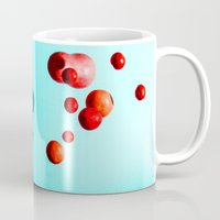 fruits Mugs featuring Fruits by Ocso