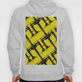 Yellow Maquinita Hoody
