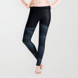 Dark Ocean Leggings