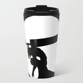 Gatsu berserk armor Travel Mug